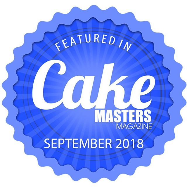 Don't forget to check out the September issue of @cakemasters for so many awesome tutorials, including our magnolia cake tutorial. ❤️ #cake #cakedecorating #fondant #gumpasteflowers #sugarflowers #tutorial #sweets #desserts #foodphotography #cakesofinstagram #foodstyling #sugarart