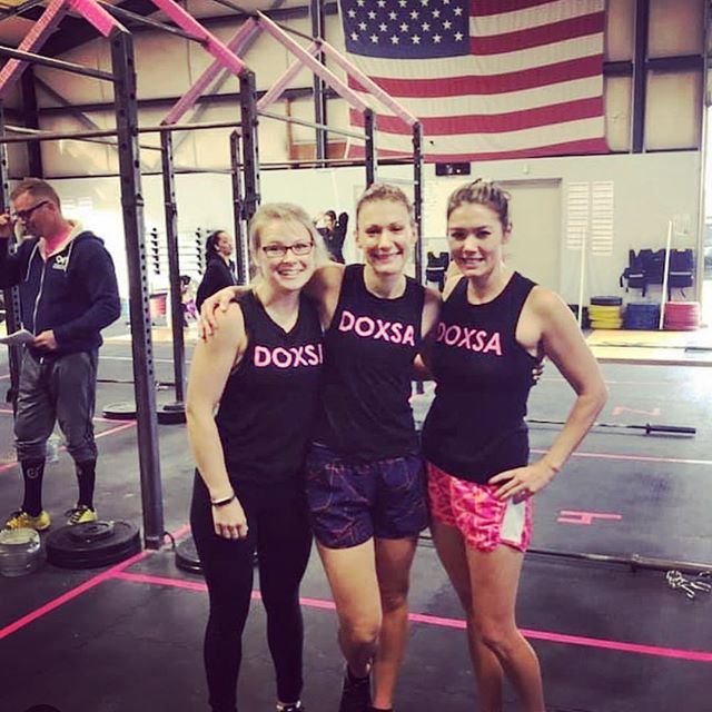 These DOXSA Ladies did an amazing job this past weekend in Bellingham!! Keep moving up the leaderboard ladies!! #toughgirls #neverstop