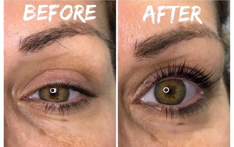 Yumi Keratin Eyelash Lift In Troy Mi Eyelash Extensions Ritas