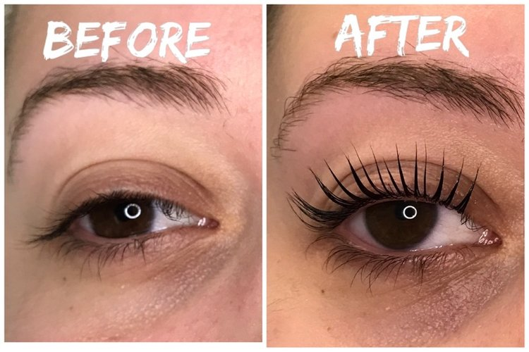 Yumi Keratin Eyelash Lift In Troy Mi Eyelash Extensions Ritas