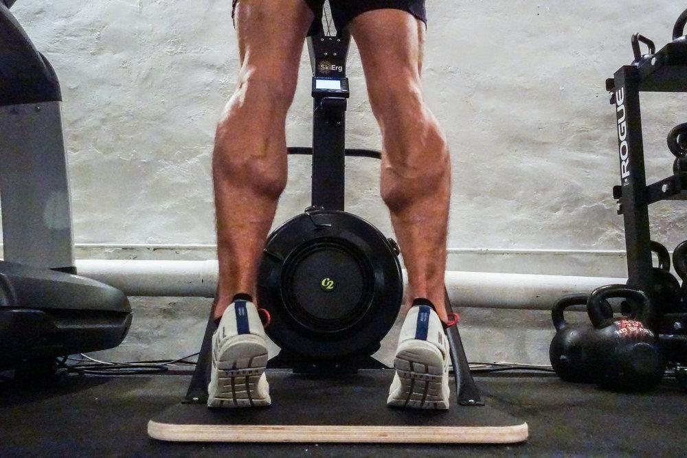 Calves- Fitness Photo- Steve Ettinger