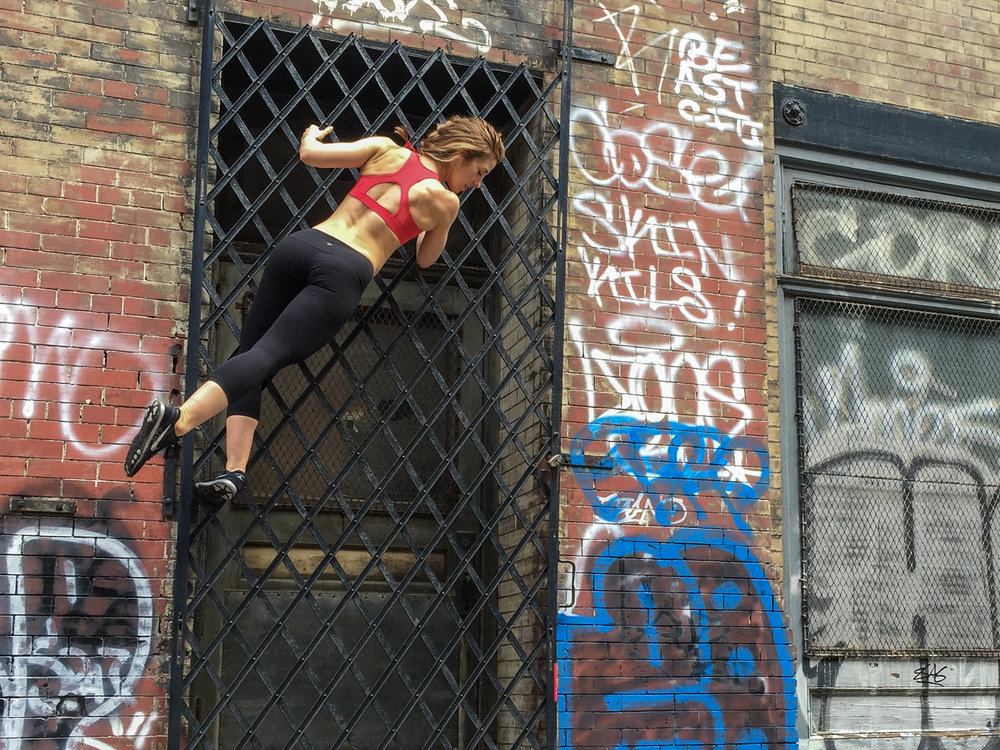 Lacee Climb- NYC Photo- Yoga Photo- Fitness Photo- Steve Ettinger