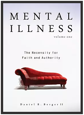 This book begins that discussion, and the series on Mental Illness seeks to objectively challenge the current ideology while providing a proven alternative approach. It is a well thought-out and heavily researched effort that is sure to challenge your thinking and bring clarity to many confounding issues and questions surrounding the construct known as mental illness.-Dr. Daniel Berger II -