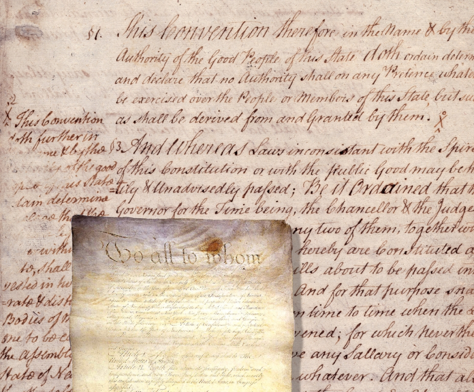 New York State's First Constitution