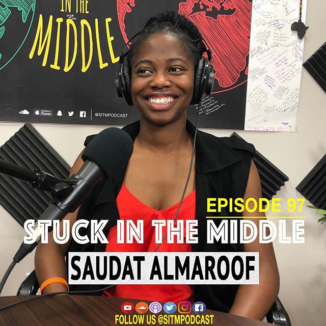 Happy Monday! Check out our founder Saudat Almaroof as she sits and talks all things Jaiyeroof, Giving Back in Nigeria, Corruption, + More! Link is in the bio.