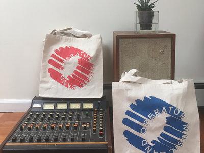 Operator Music Bag