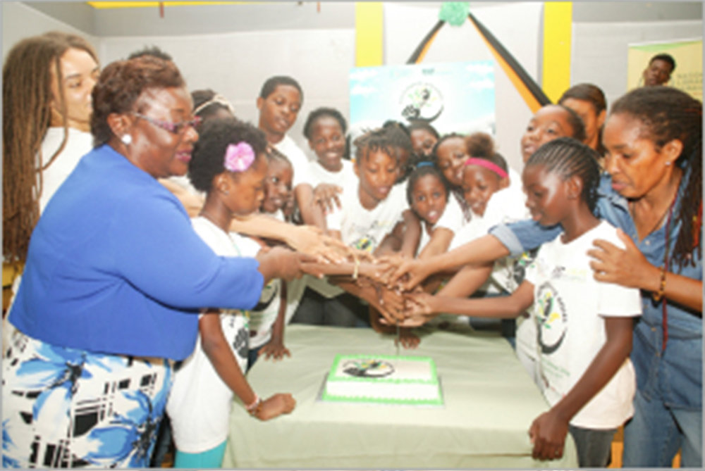 All Flowers Are Roses: National Library of Jamaica Use Poetry to Fight Violence Against Young Women.
