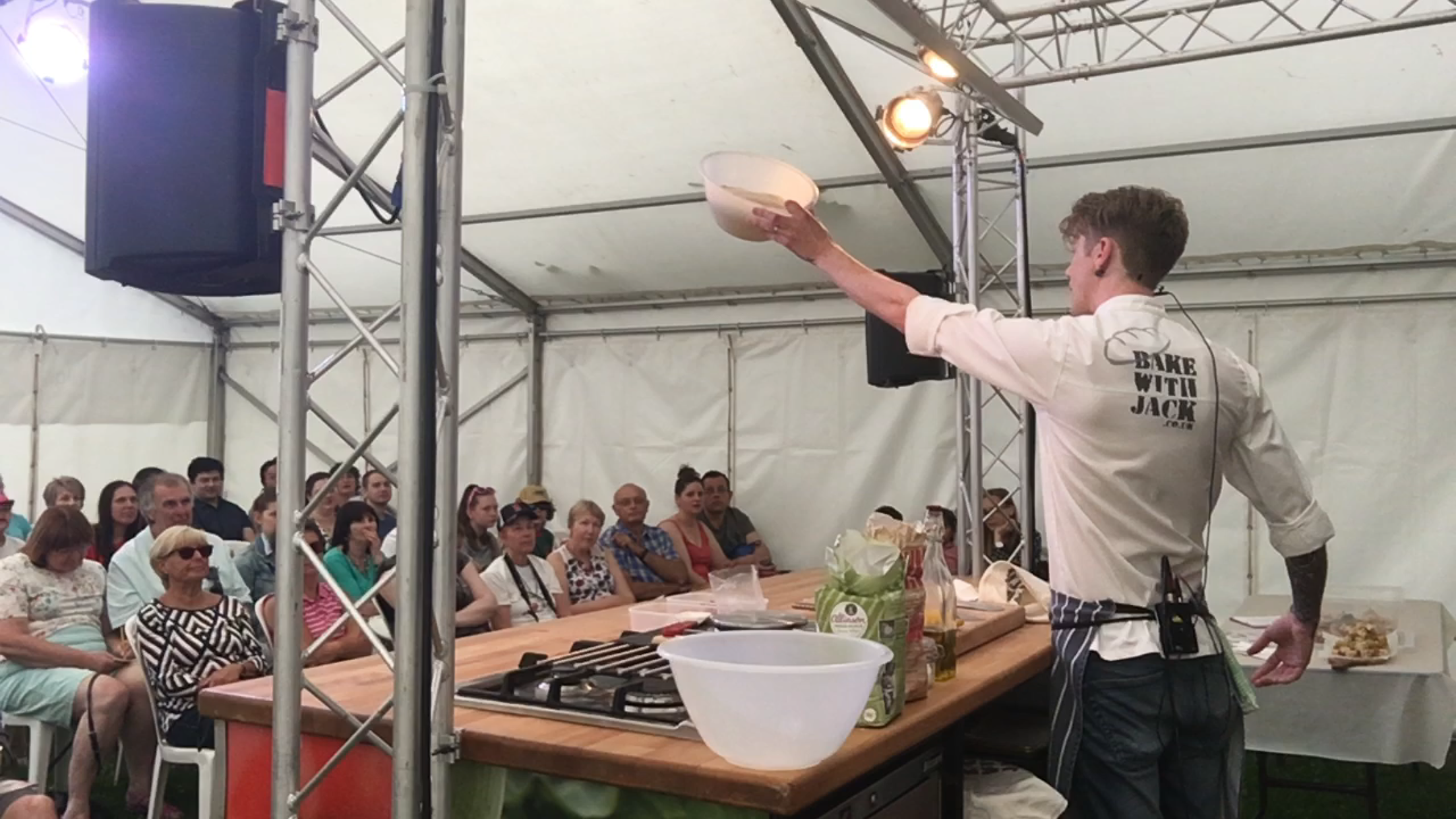 how to make focaccia bread video