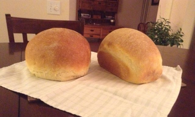 Catherine, January 2018 - Hello Jack!Discovered your website, watched some of your videos, followed your advice, and voila! A perfect boule and a perfect loaf........first time I've accomplished that!Your new fan in Canada, Catherine.😀