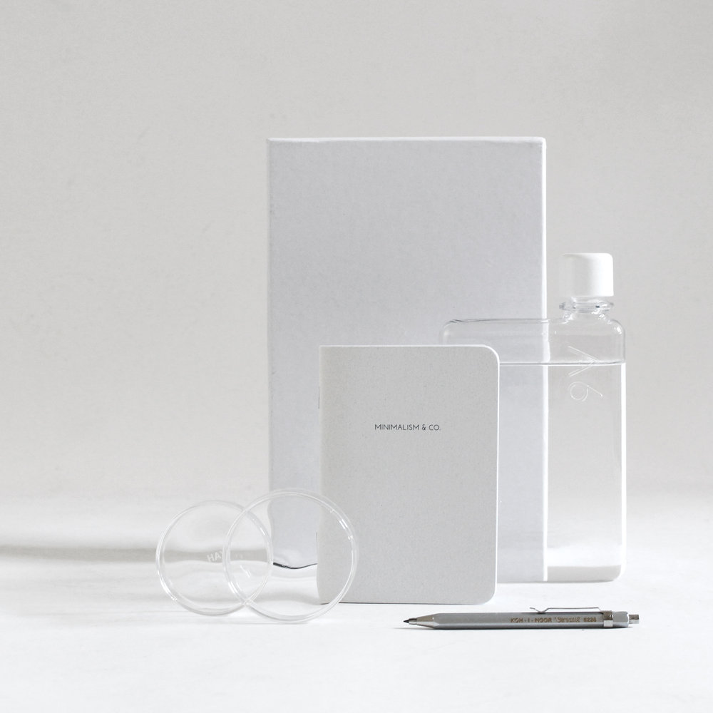 For Minimalism.co