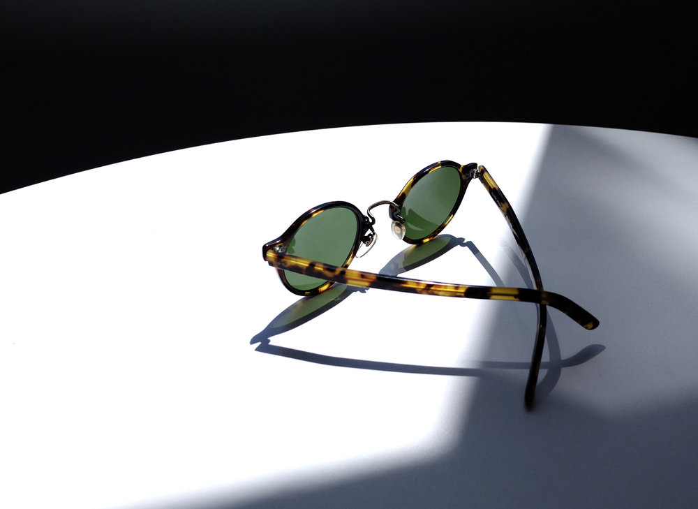 Oliver Peoples  Styling Test