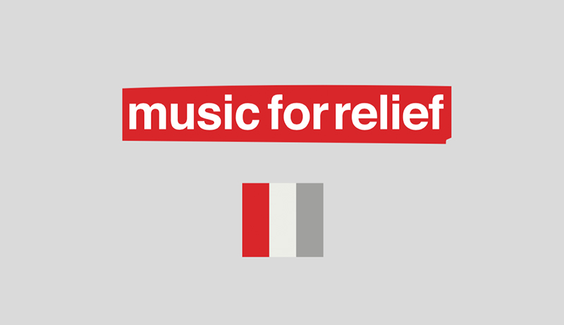 Music for Relief Rebrand
