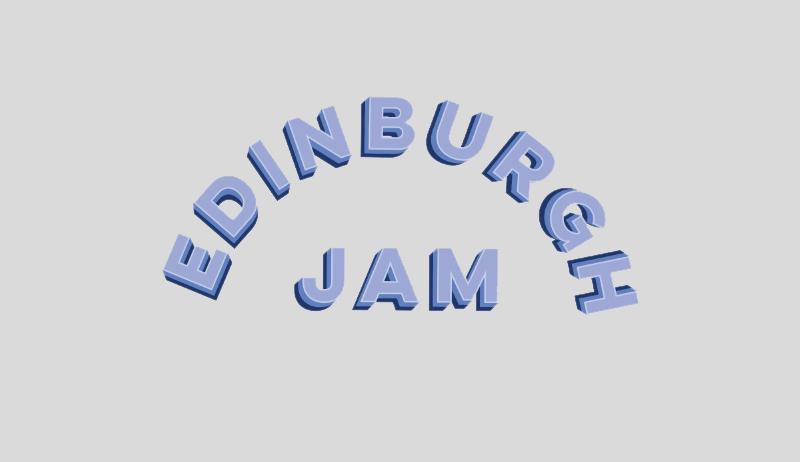 Edinburgh Jam Logo