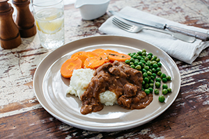 102. Hearty Beef Stew