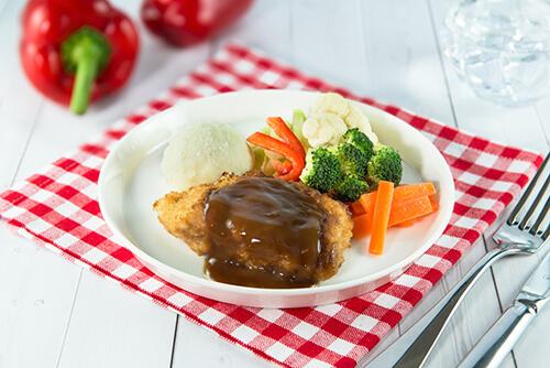 501. Chicken Schnitzel