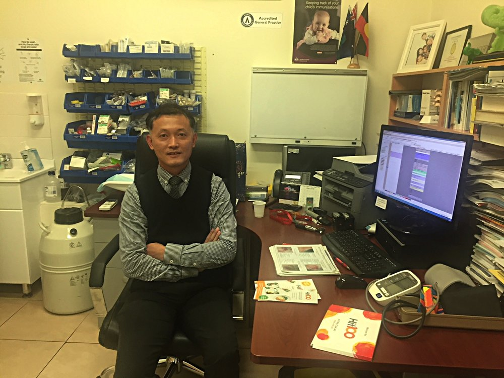 Dr Dang Vu Tran, General Practitioner (GP) at Medlife Medical Centre in Fairfield