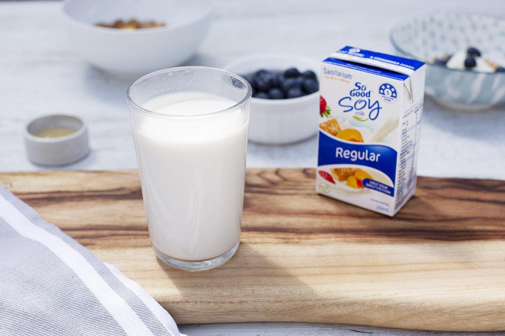 408. Soy Milk 250mL