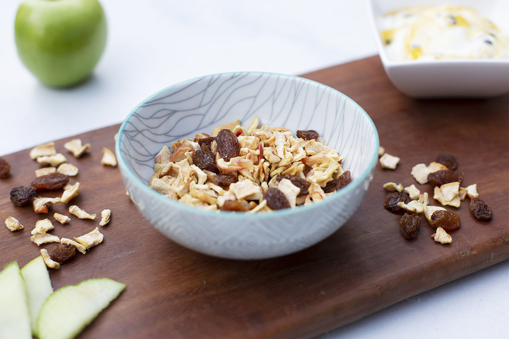 611. Dried Apple & Sultanas
