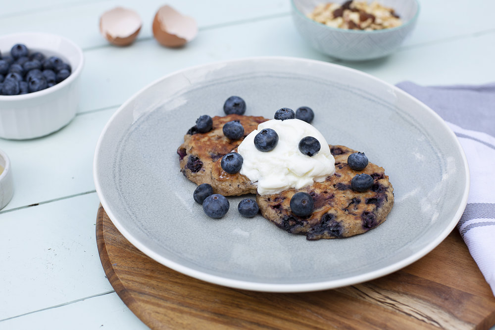 710. Oat & Berry Pikelets