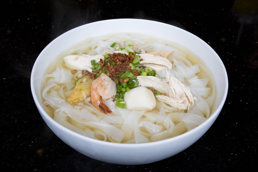 HOUSE LARGE RICE NOODLE