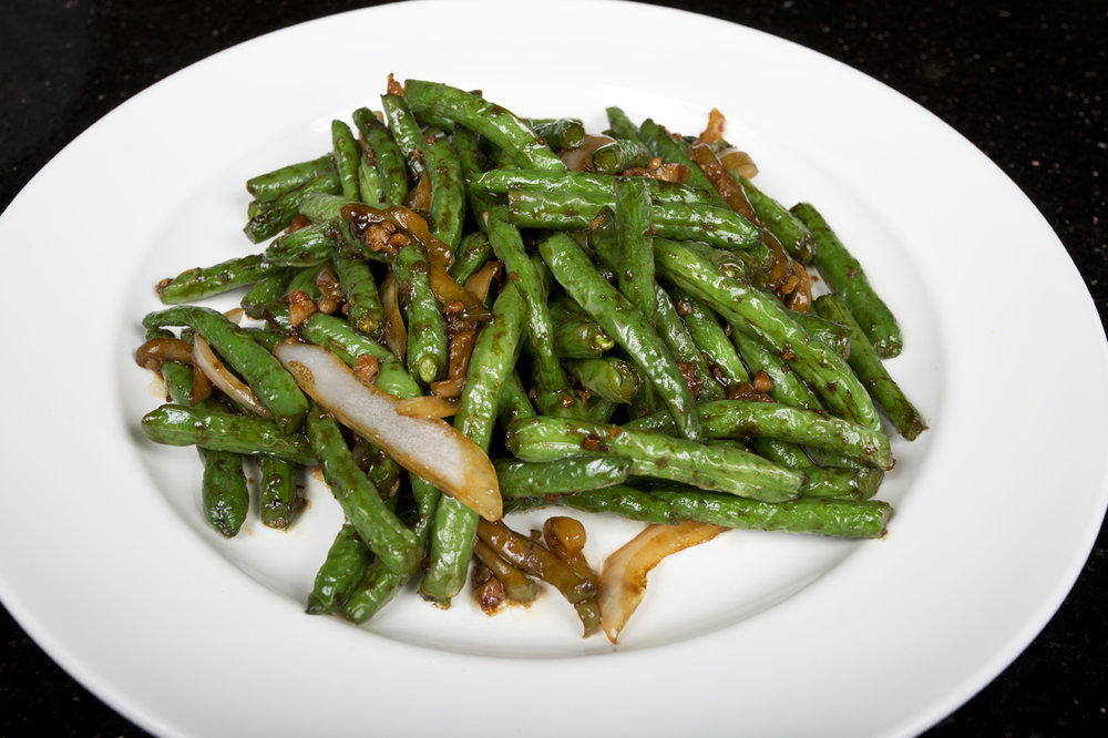 BRAISED STRING BEAN