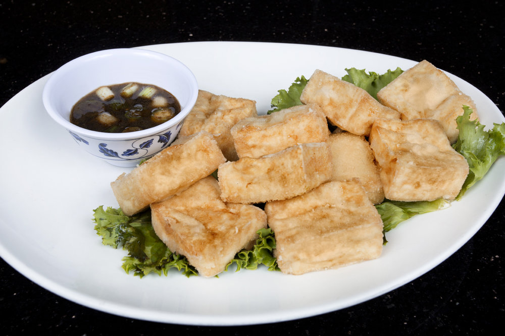 FRIED CRISPY BEAN CURD