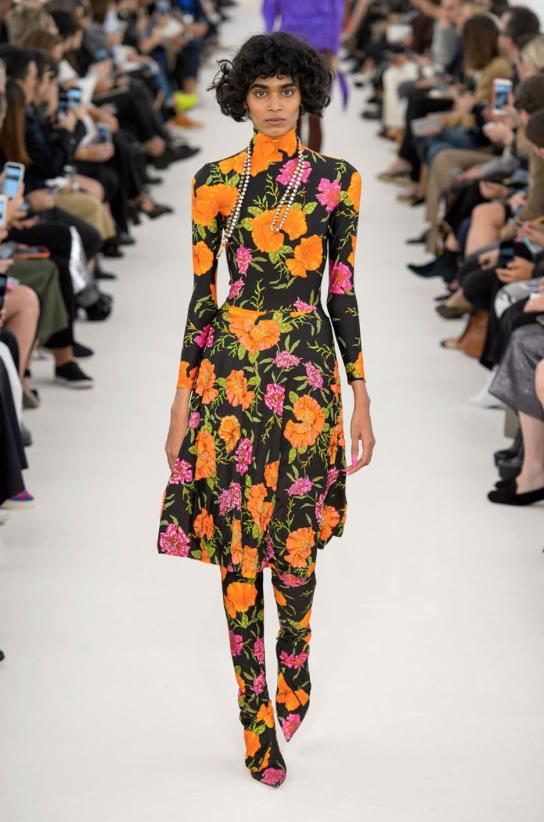 Image, Harper's Bazaar/ Balenciaga