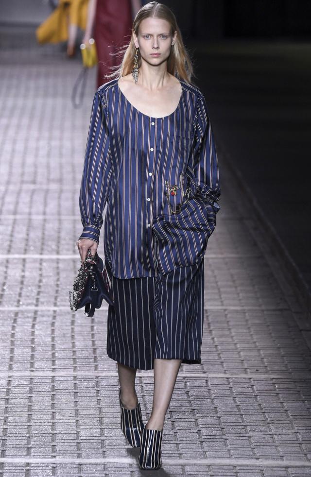 Image, Vogue, Kim Weston Arnold/ Mulberry