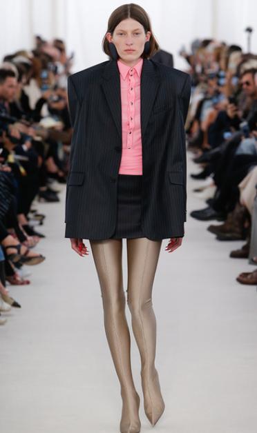 Image, Vogue/ Balenciaga