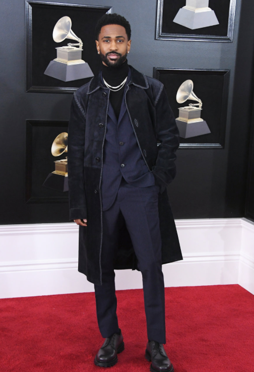 Image Source, Getty Images   Wearing: Salvatore Ferragamo/ Styled by: Ade Samuel