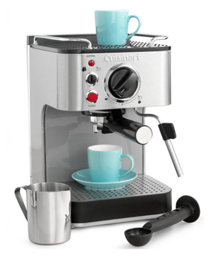 Cuisinart Espresso Maker , $179.99