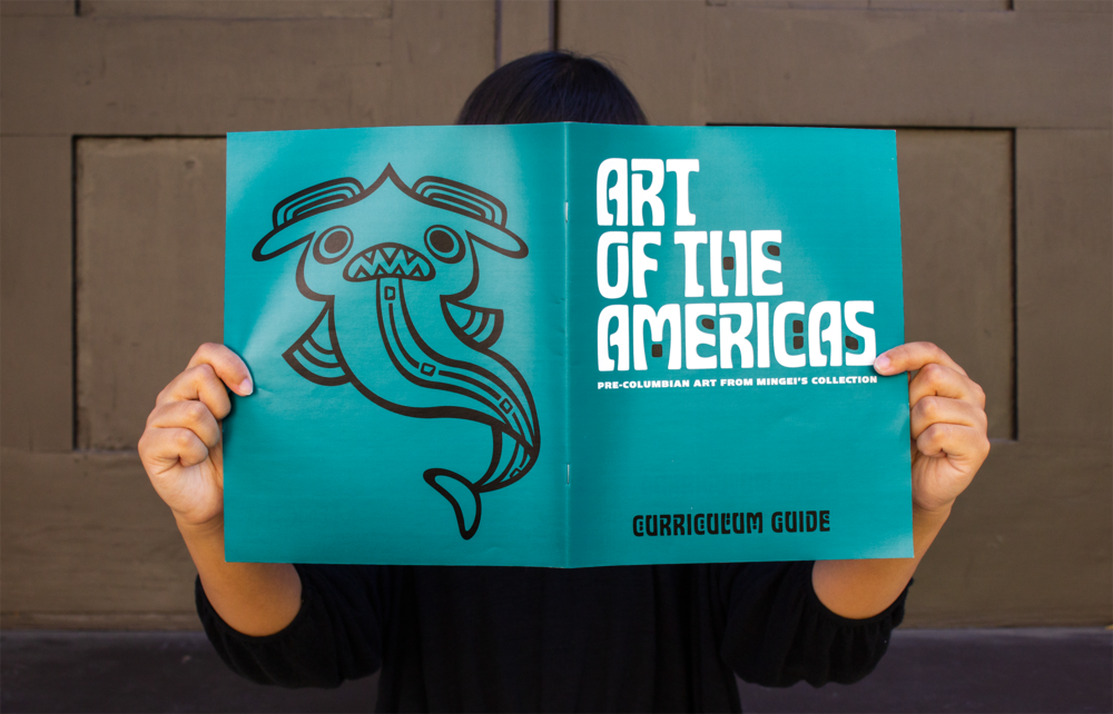 curriculum guide, art of the americas