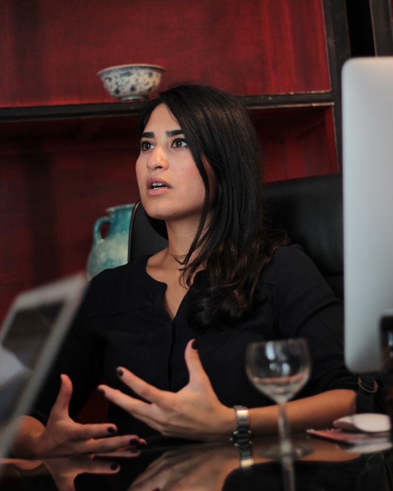 Anahita Sadighi.