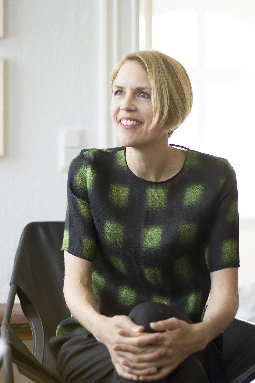 Kristina Leipold.