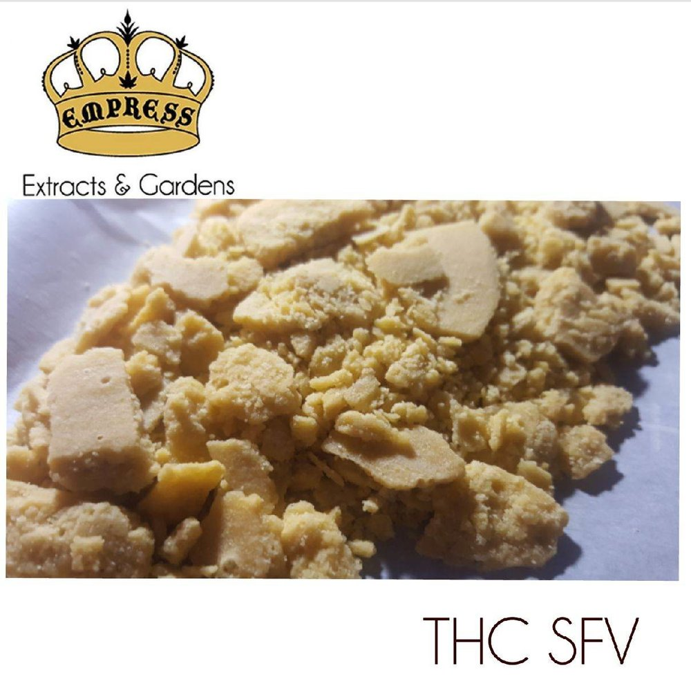 Extremely delicious live resin brought to you by the wonderul Empress Extracts.