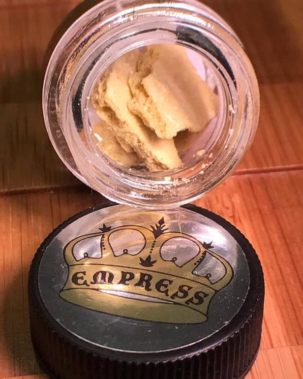 Delicious and strong! Empress Extracts brings the best of both worlds by combining high terpene profiles with high percentages of THC.