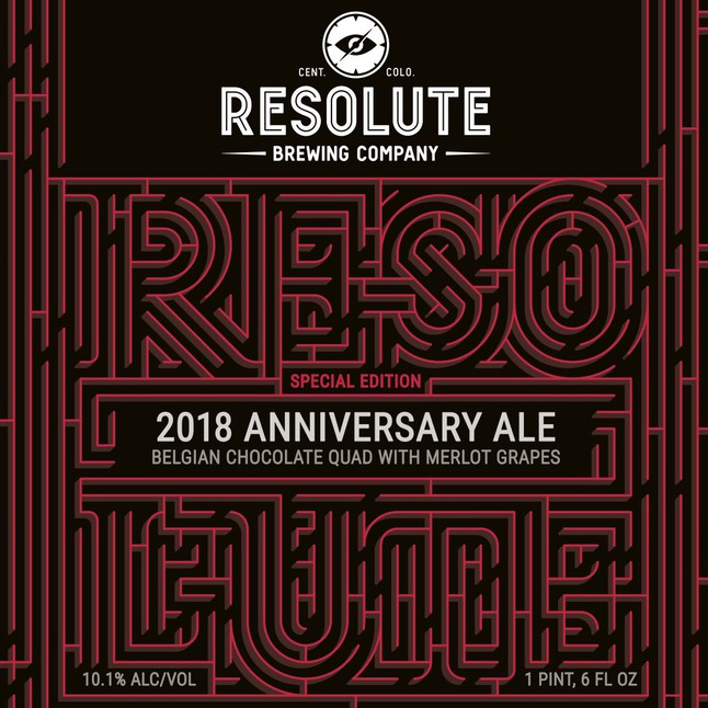 photo credit - Resolute Brewing Co.