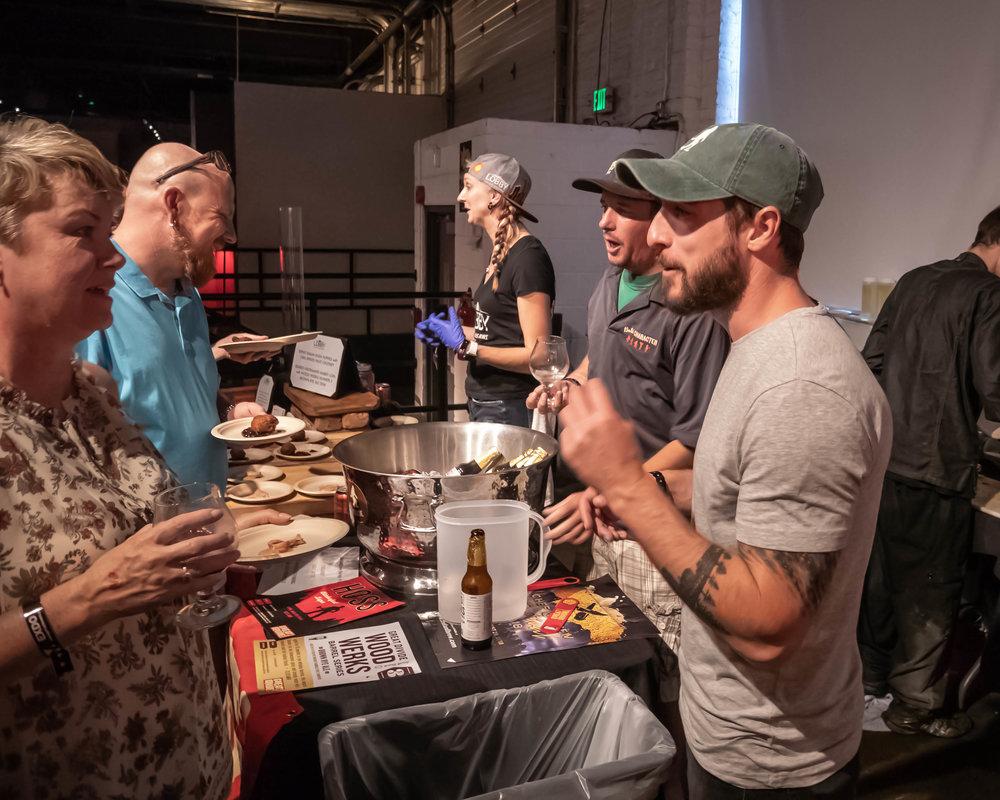 Chef & Brew 2018