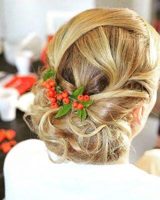 Syysmorsiamen kampaus @ninkadesign  #juhlakampaus #häät  #hääkampaus #hairdressing #hair #hairdesign #ninkadesign #ninka®