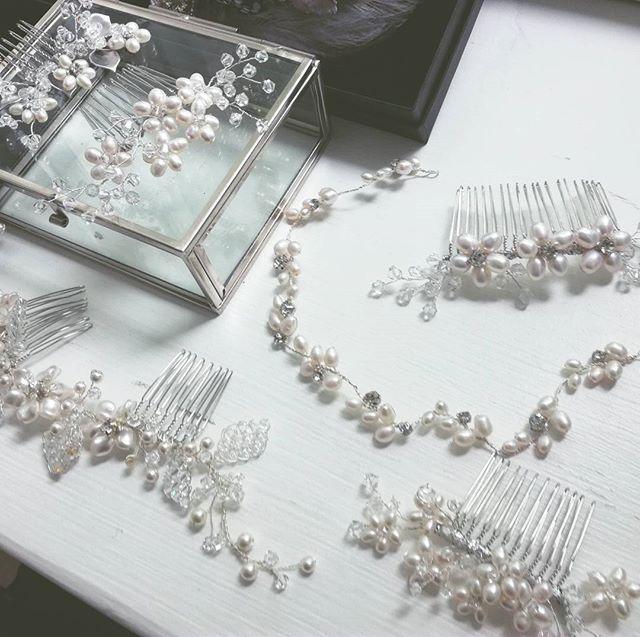 Uniikeja Ninka® kampauskoruja valmistuu Ninka Design studiolla ☺