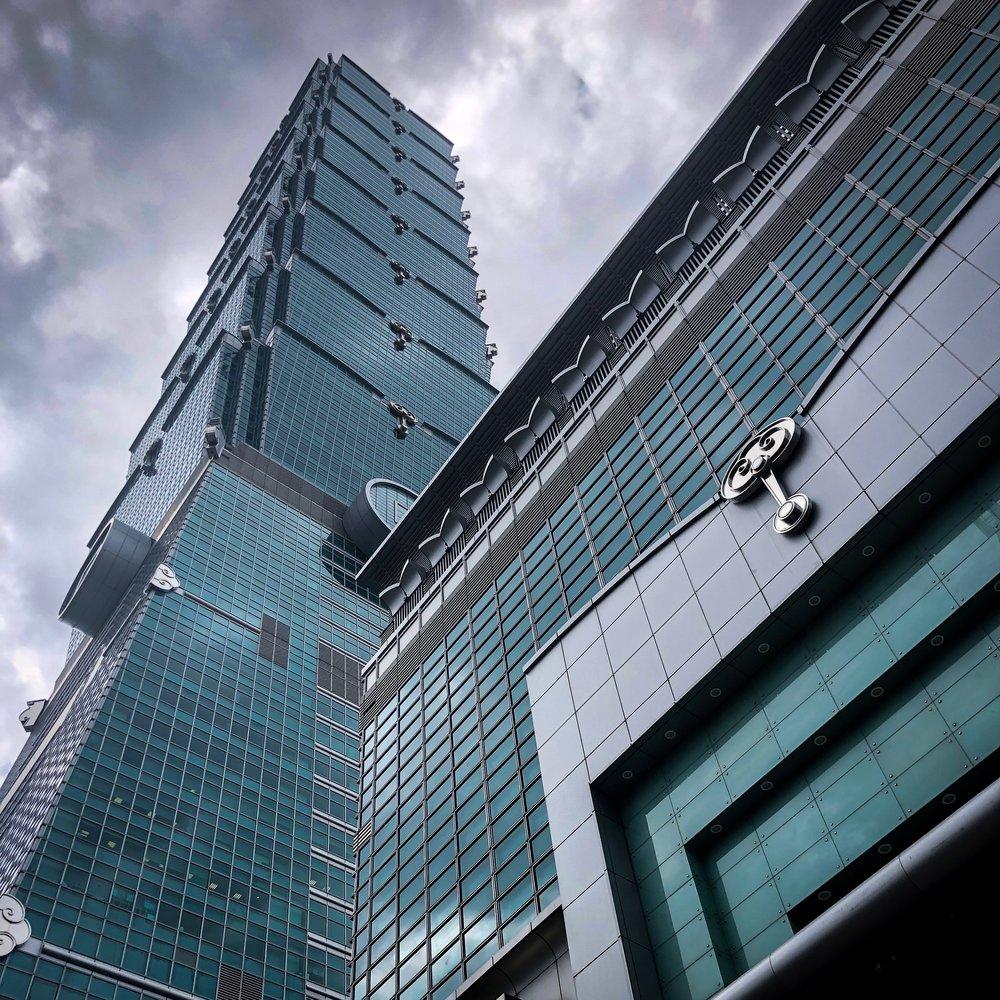 Taipeh 101 Green Building (508m)