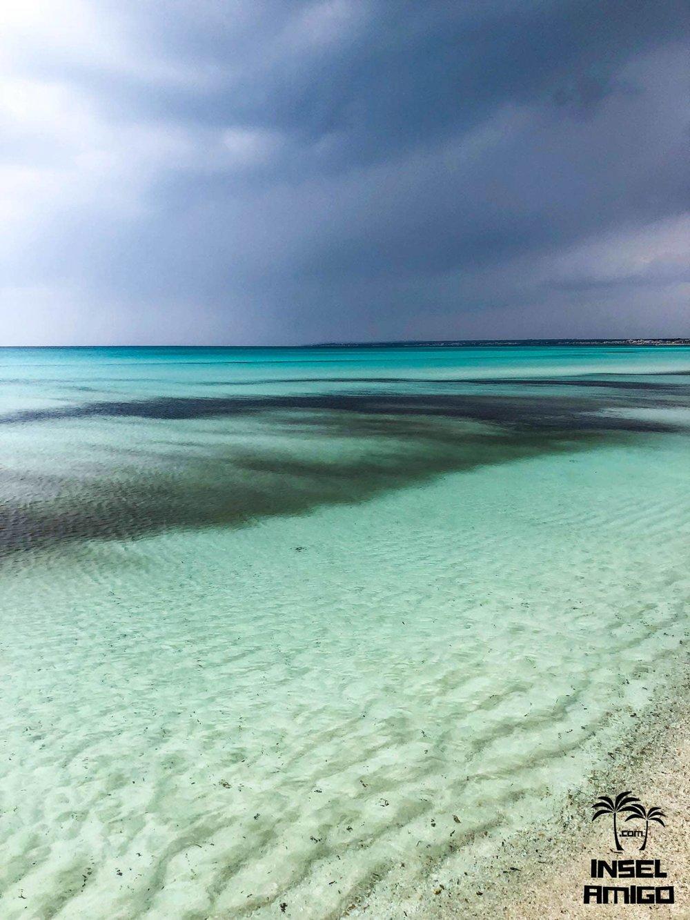 Wie in der Karibik