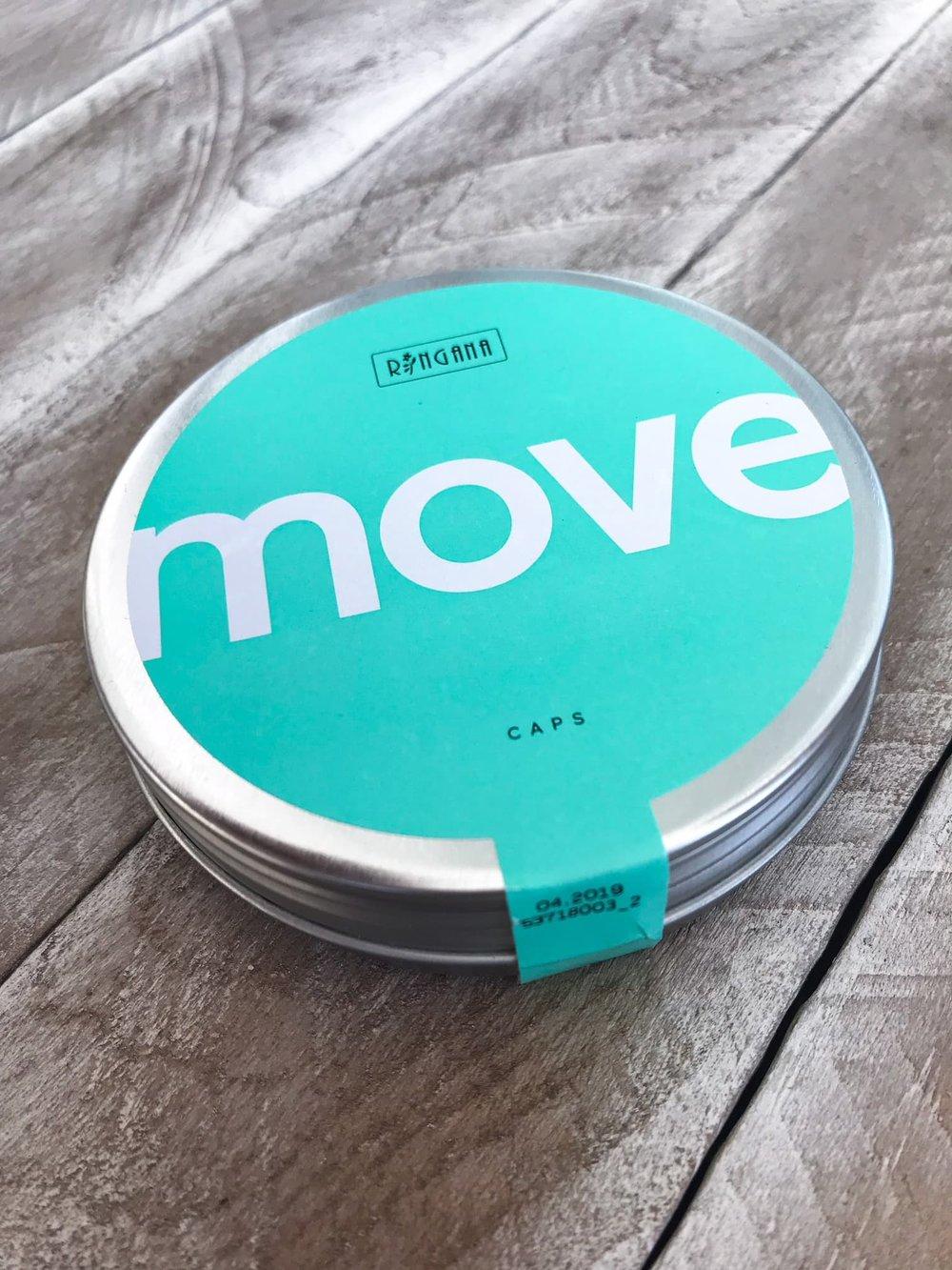 Die CAPS move für flexible Gelenke - Foto by Inselamigo