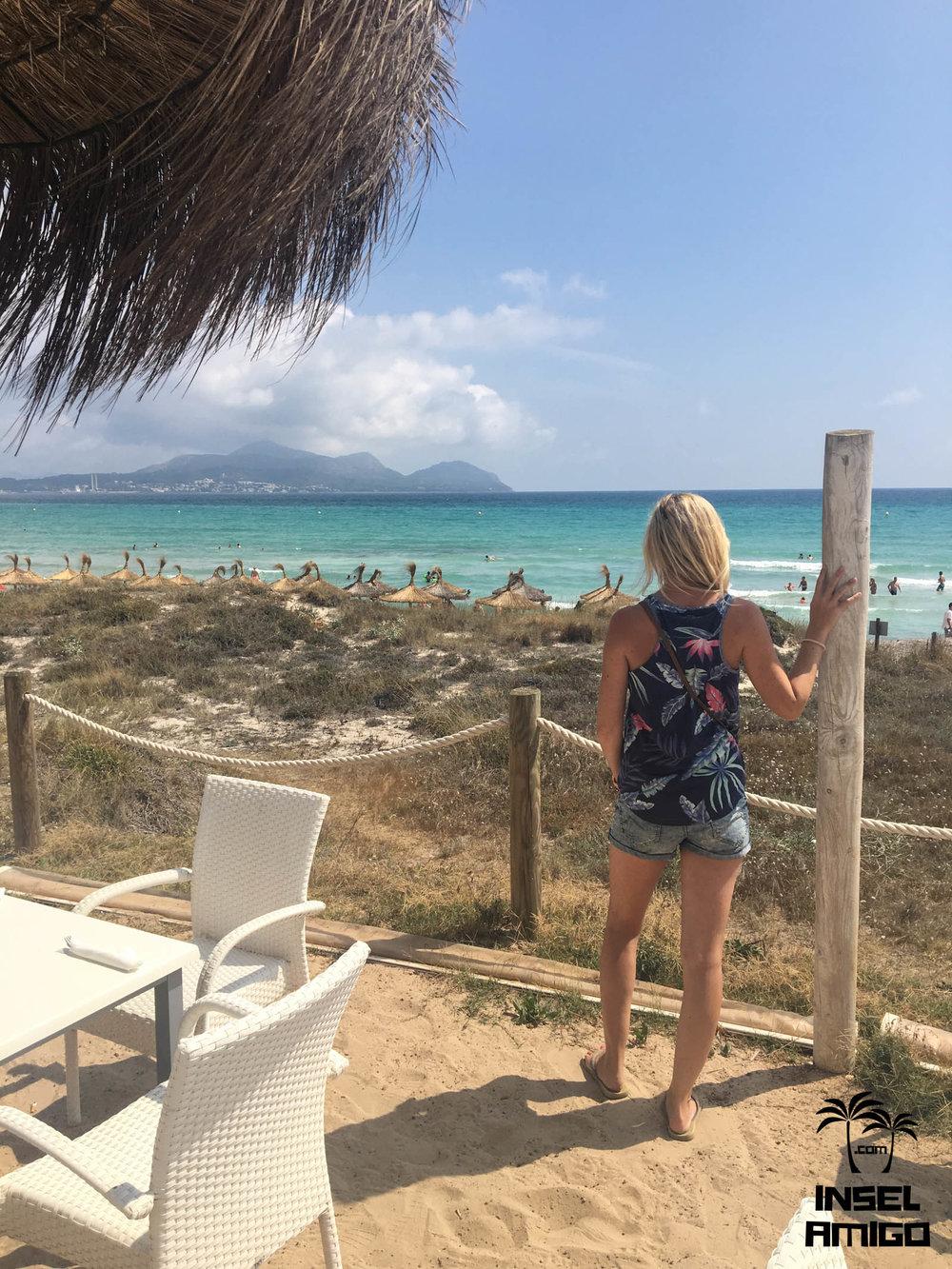 Traumstrand Playa de Muro