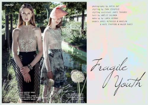 Parution Fragile Youth - Superior Magazine Tara Ziegfeld .jpg