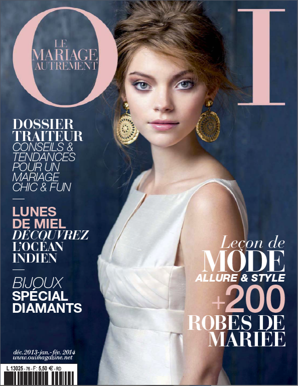 Oui Mag Fev 2014 - Clara Jasmine