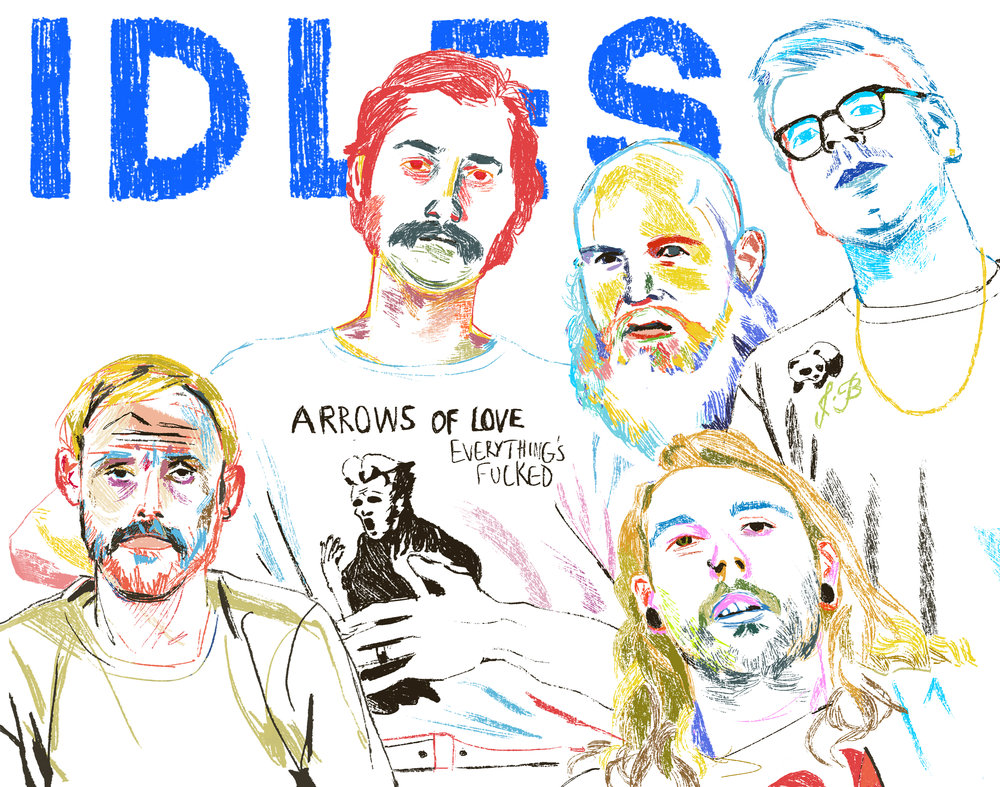 'Idles'    Personal Project