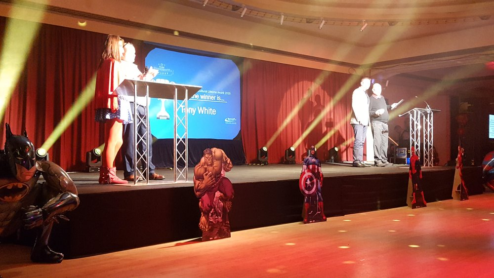 Awards - Bournemouth Pavilion Ballroom