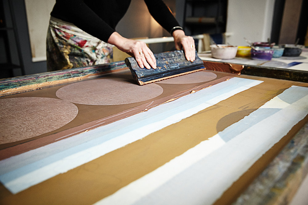 SCREENPRINTING YOU ARE INVITED TO VISIT MY STUDIO -
