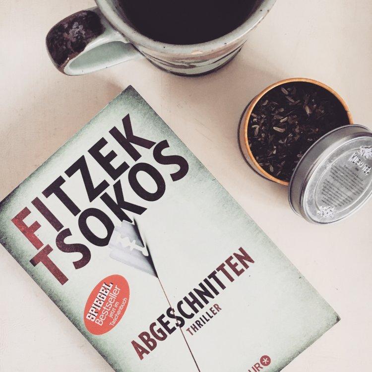 Fitzek & Tsokos – Abgeschnitten  Eine etwas andere Schnitzeljagd nachdem die Tochter des Rechtsmediziners Paul Herzfeld verschleppt worden ist. Ein packender Thriller, in dem alle Charaktere an ihre Grenzen kommen.